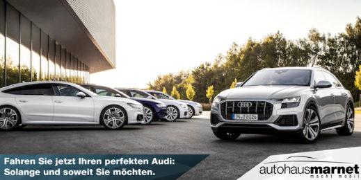 Audi on demand_Teaser_Website_1160x580_mit Störer