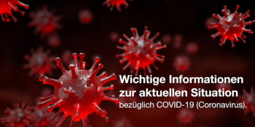 Coronavirus -nCov virus close up defocus red background virus cells influenza as dangerous asian pandemic virus close up 3d rendering