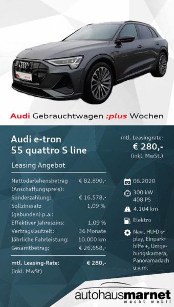 Angebot 4 - Audi Gebrauchtwagen :plus WochenAudi etron_WDW33469_web