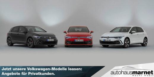 VW Fahrzeugbild mit Störer
